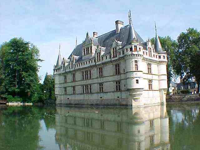 Chateau page 4 - Les jardins de la renaissance azay le rideau ...