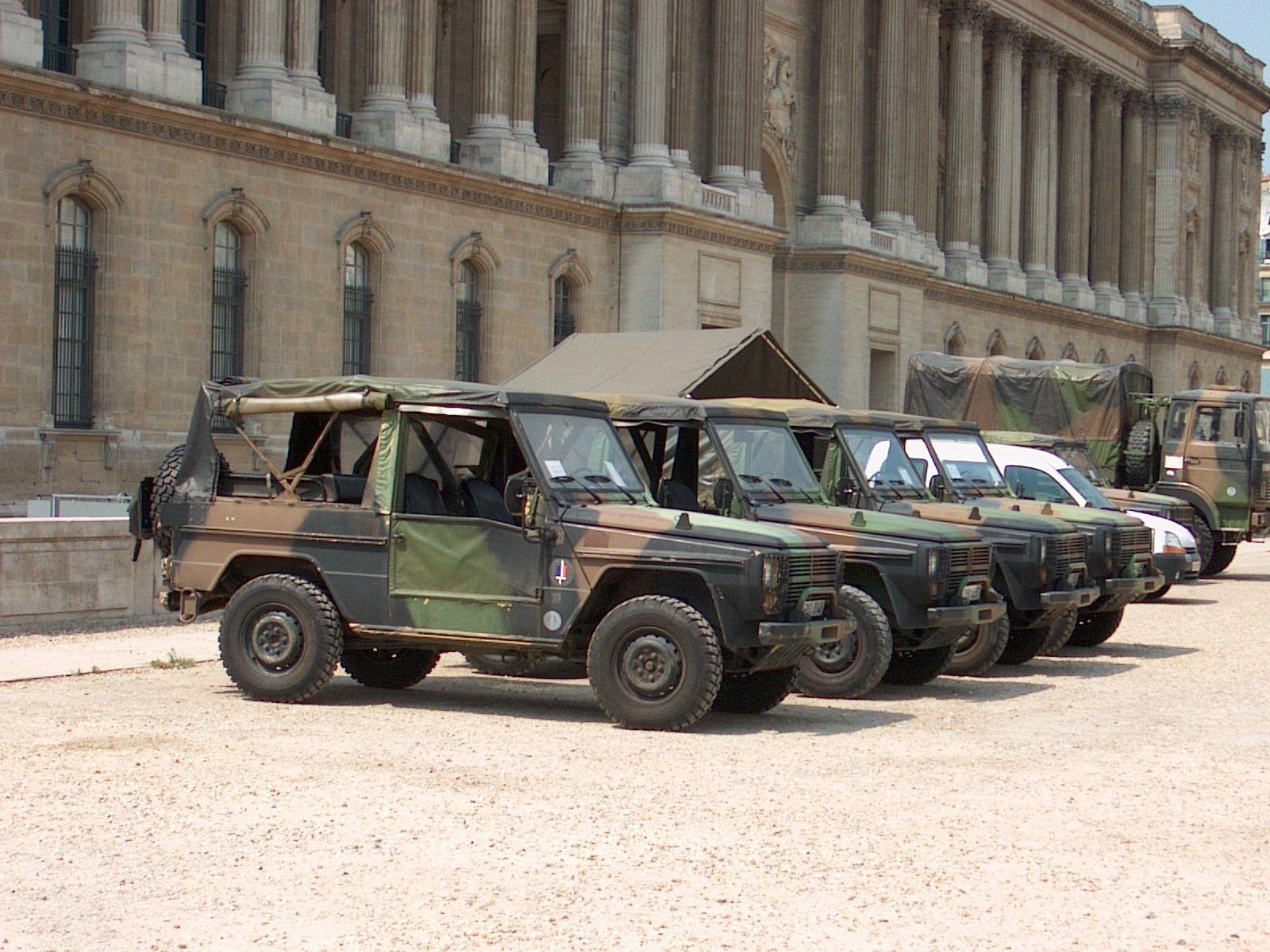 jeep de l 39 arm e fran aise