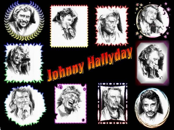 johnny halliday page 9